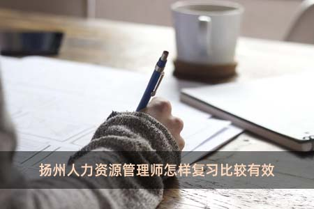扬州人力资源管理师怎样复习比较有效