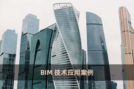 BIM技术应用案例