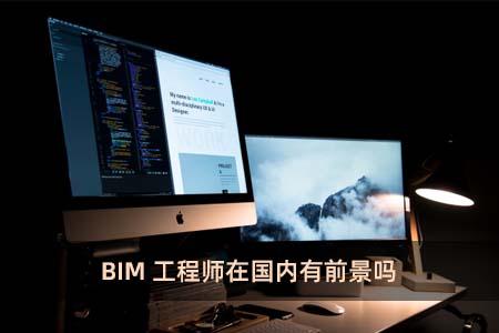 BIM工程师在国内有前景吗