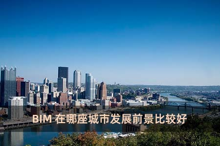 BIM在哪座城市发展前景比较好