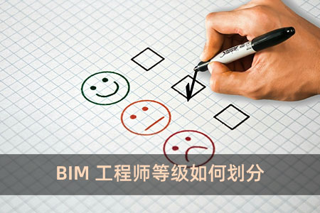 BIM工程师等级如何划分