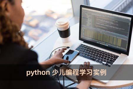 python少儿编程学习实例