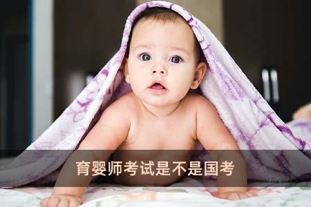 育婴师考试是不是国考