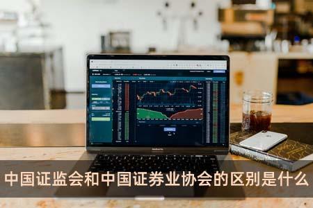 中國證監會和中國證券業協會的區別是什么